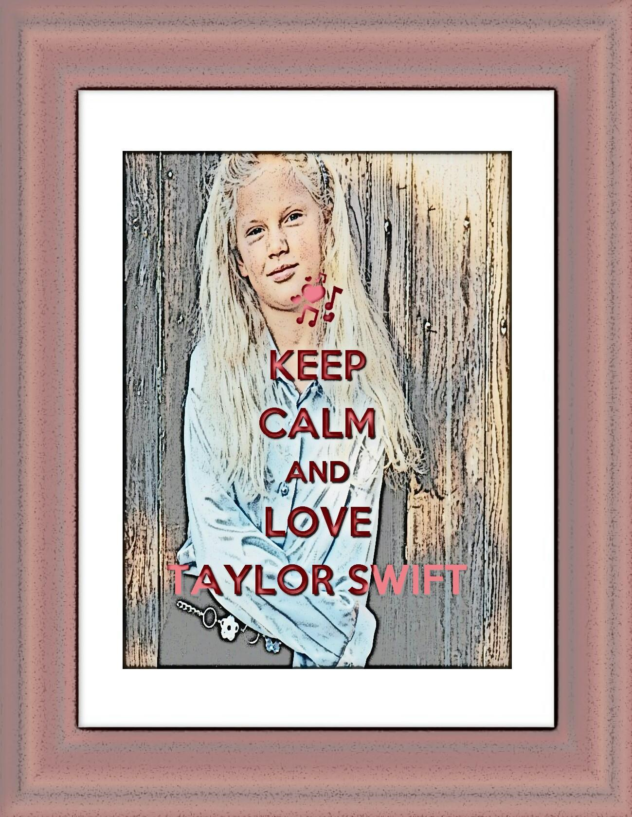 Taylor Swift Fan Club Page