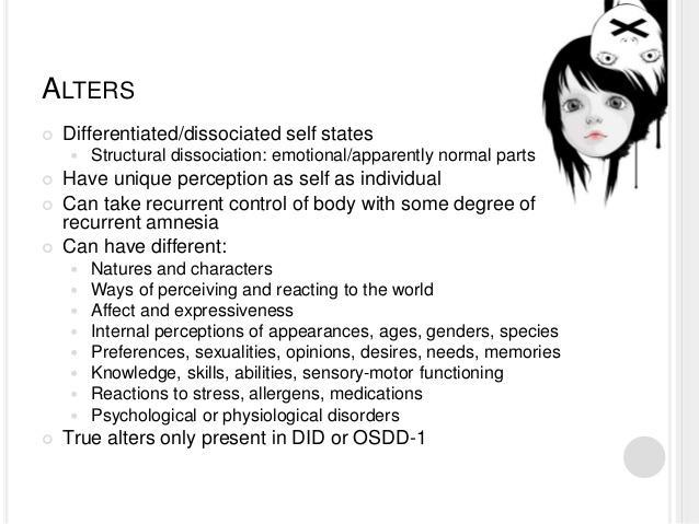 Dissociative identity disorder awareness's Photo
