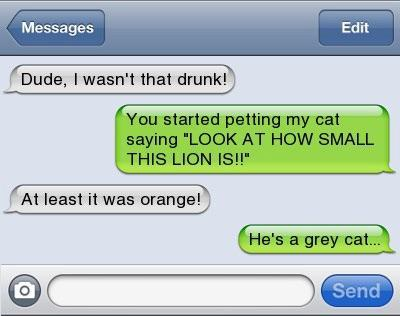 Funny Texts Page!'s Photo