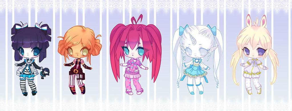 Anime Adoptables!'s Photo