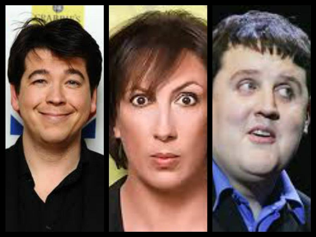 Which comedian is funnier