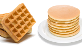 Waffles or pannncakes?