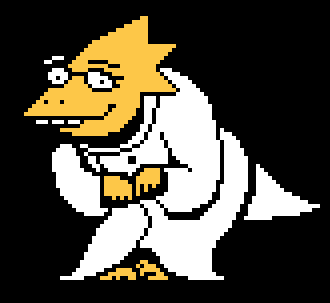 Is Alphys cool?