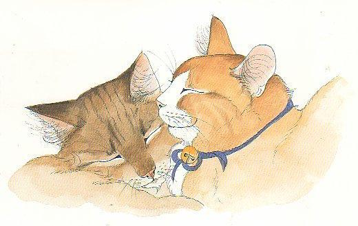 Who do you ship in Warrior cats?