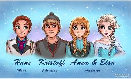 "What is your favorite ""Frozen"" character?"
