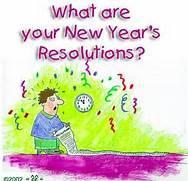 What did you make your new years resolution?(2013)
