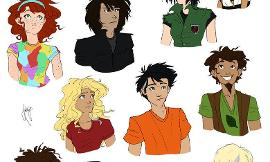 which character out of Percy Jackson are you in love with?
