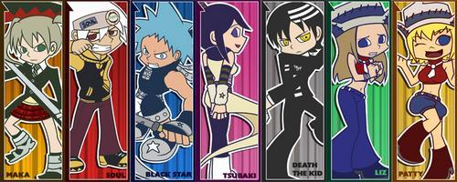 What Is Your Favorite Soul Eater Ship ?