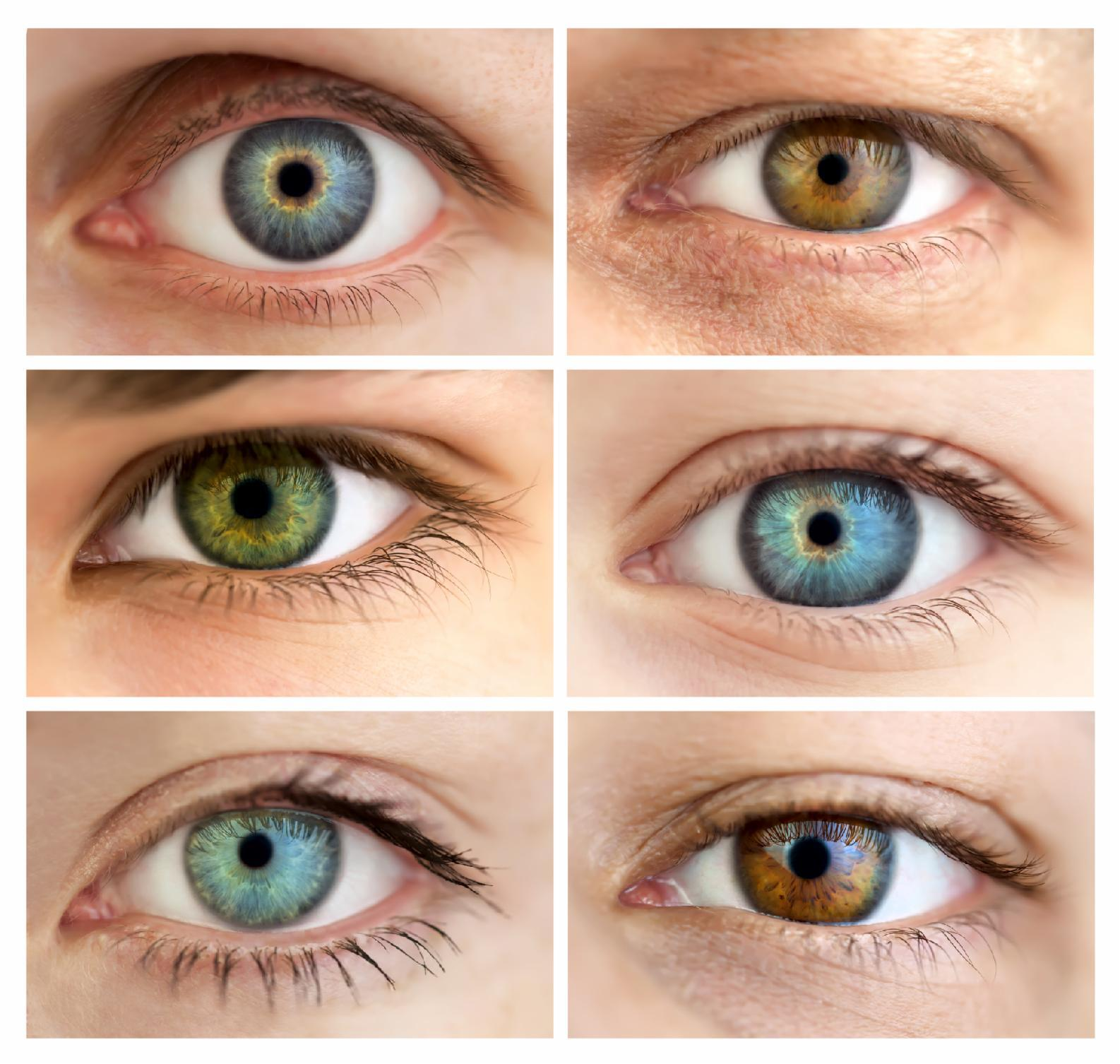 What eye colour do you have?