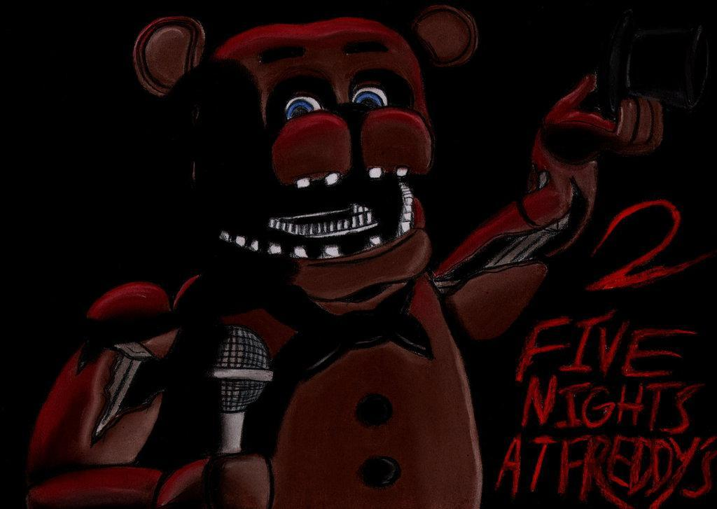 Old Freddy or Toy Freddy