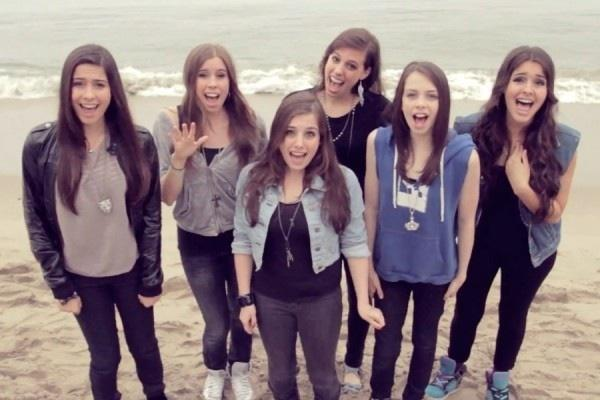 WHO IS YOUR FAV MEMBER OUT OF CIMORELLI