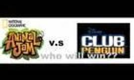 ANIMAL JAM OR CLUB PENGUIN