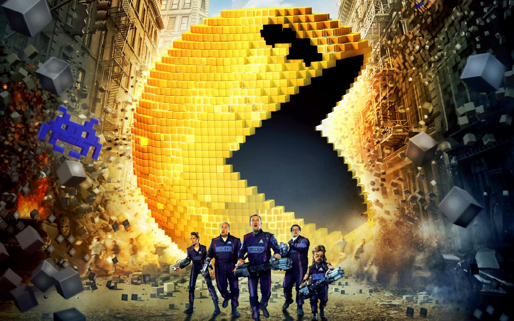 Did you enjoy the movie Pixels?