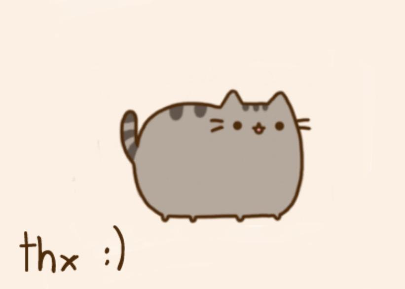 Which Pusheen Cat do you likie more?