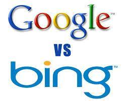 Google or Bing?
