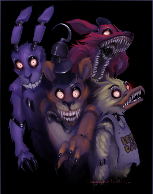 Which Five Nights at Freddy's Character is the Best?