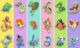 Who is the best Pokemon Starter?