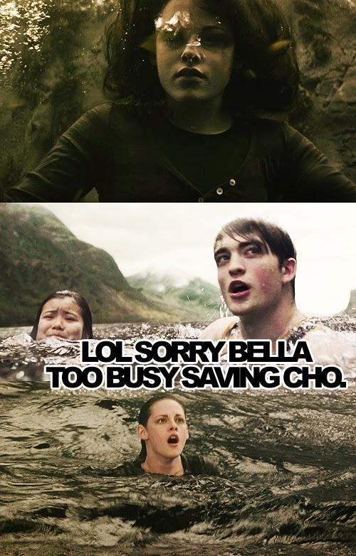 Cho vs bella