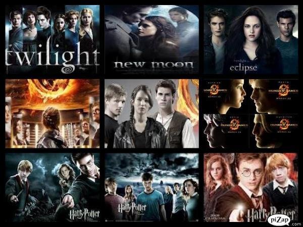 Which is your favorite book series
