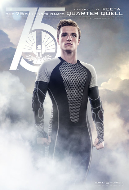 Is Peeta awesome or not????