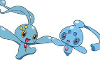 Manaphy and Phione~ witch one is your favorite?