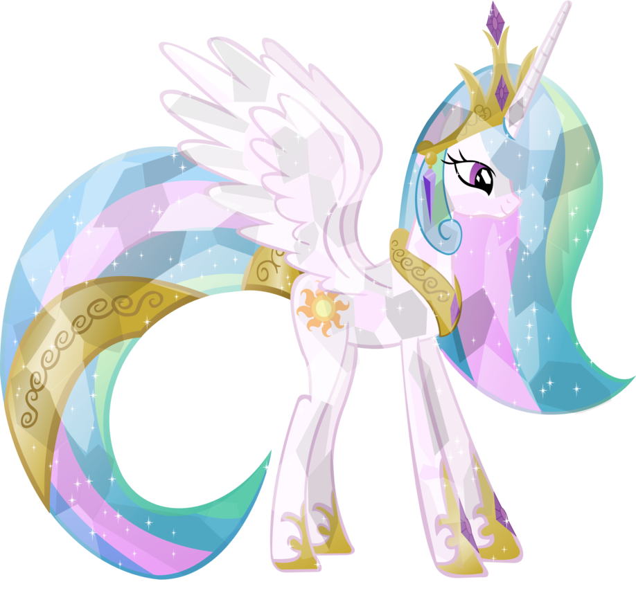 Mlp who looks best as an alicorn? (Not mane 6)