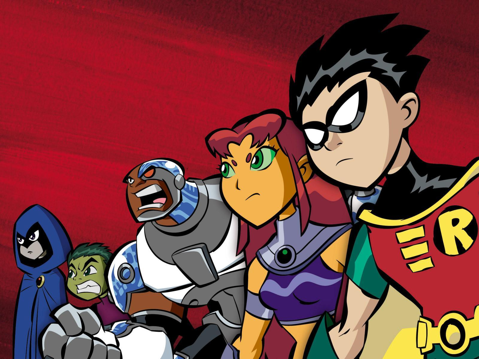 Who is the best Teen Titans Character?