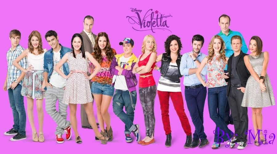 DO YOU LIKE VIOLETTA (OF DISENY CHANNEL)