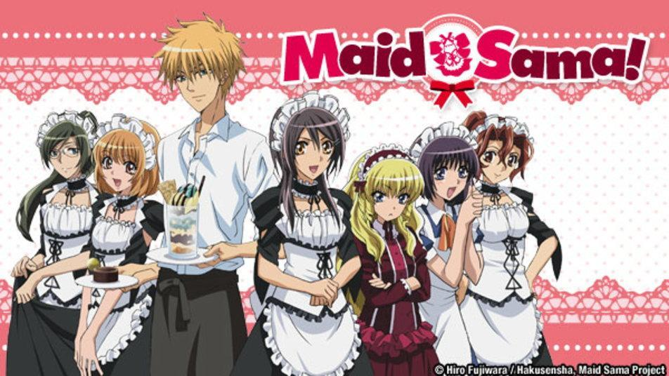 Do You Watch Maid Sama ?