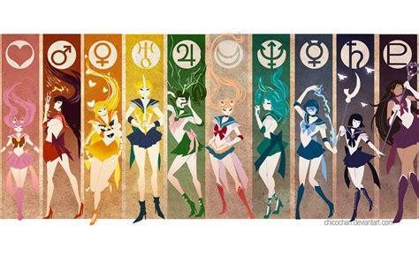 Sailor Moon : Who is your Favourite Character?