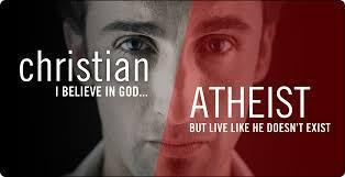 Are you Atheist or Christian?