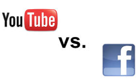 No facebook or no youtube?