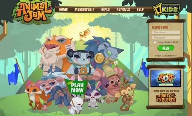 Favorite animal jam animal
