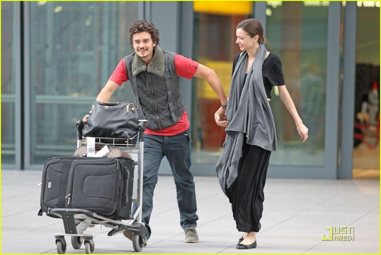 Do you think Miranda Kerr and Orlando Bloom were a good couple??