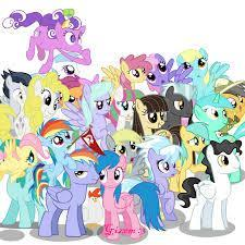 MLP fav ponies out of these?