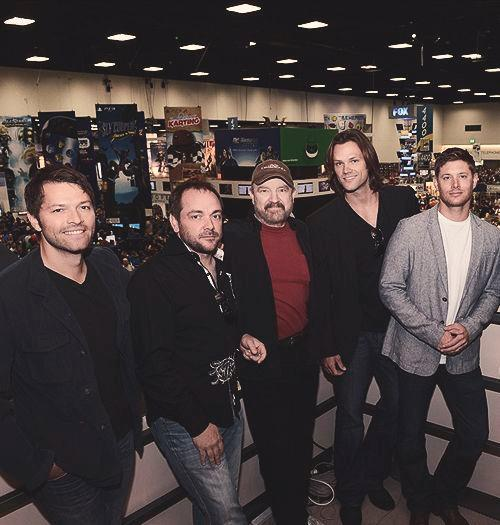 Who is your favorite Supernatural actor?