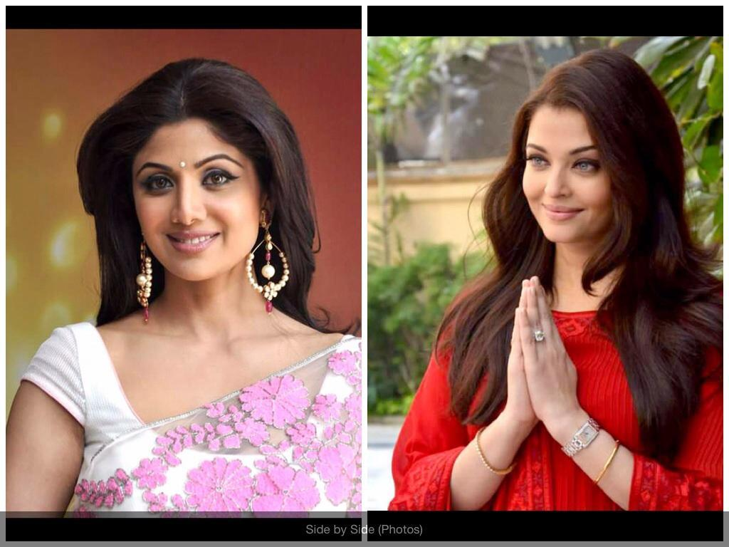 Do you like Shilpa Shetty more or Aishwarya Rai?