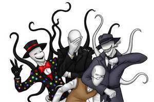 Slenderman: Who do you like more?