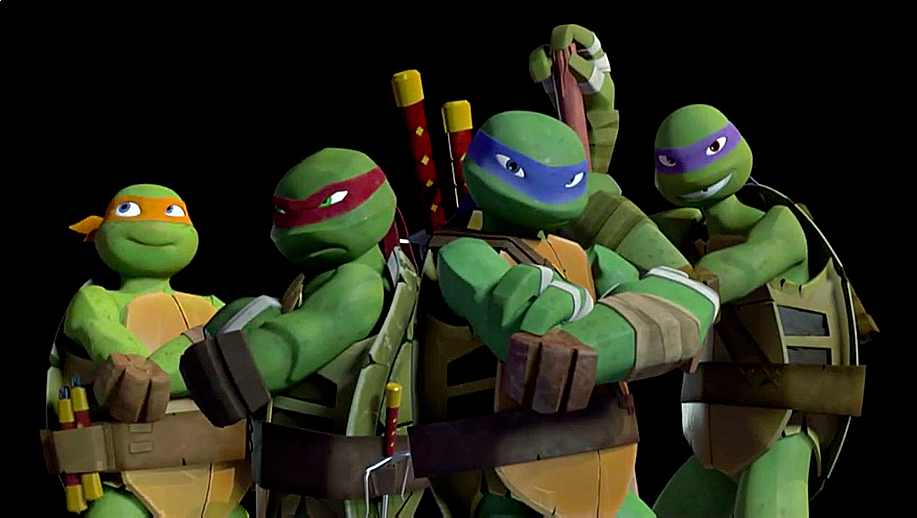 Who's your favorite teenage mutant ninja turtle? (TMNT)