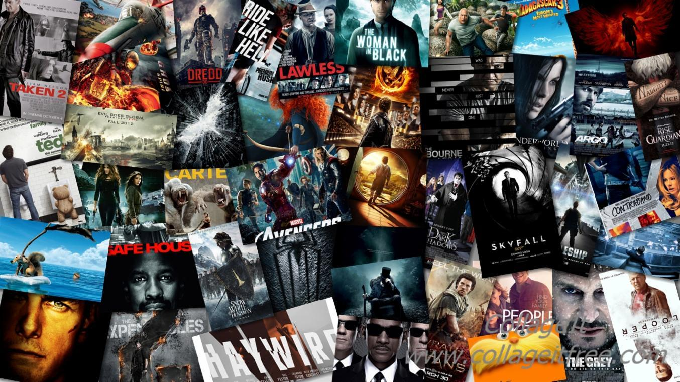 Which Movies Do You Guys Love Out Of These?