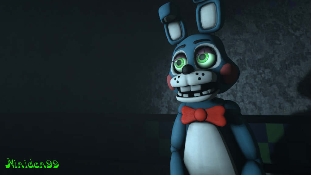 Your favorit type of Toy Bonnie in gmod?