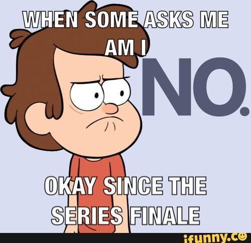 Do you like Gravity Falls? (2)