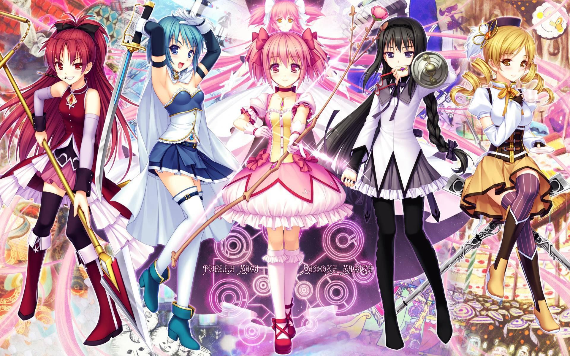 Do you like Puella Magi Madoka Magica?