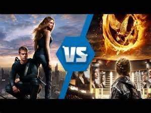 Divergent or Hunger games, which is better
