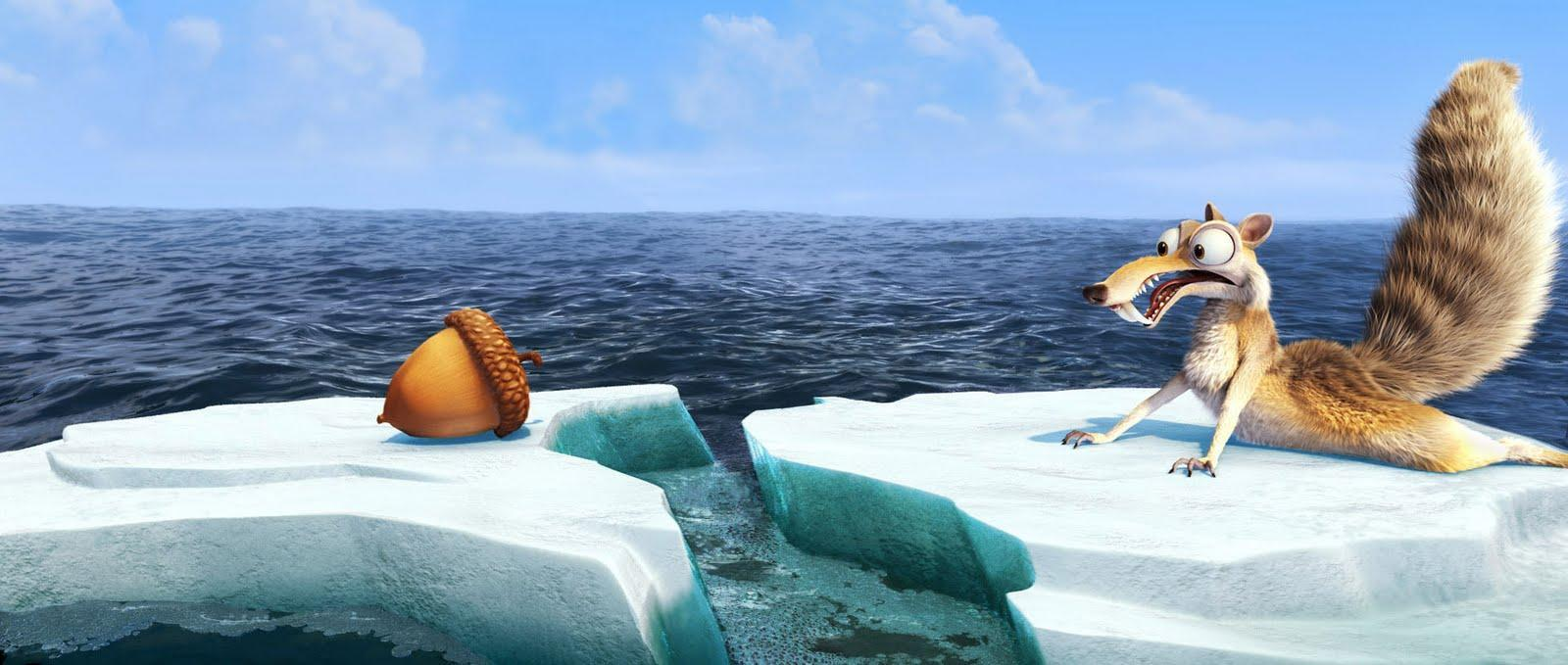 "Which ""Ice Age"" part is your favourite :)"