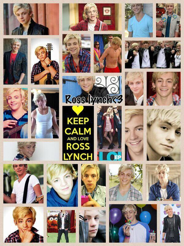 What is the cutest Ross Lynch Keep Calm