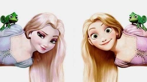 Who's Better?Elsa VS Rapunzel!