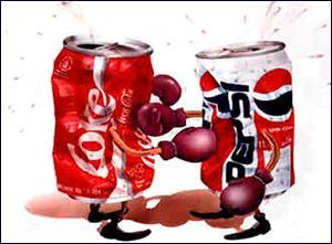Cola Wars Coke Or Pepsi
