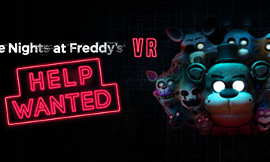 Have you played FNAF VR Help Wanted?