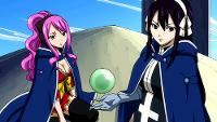 Fairy Tail: Meredy vs Ul